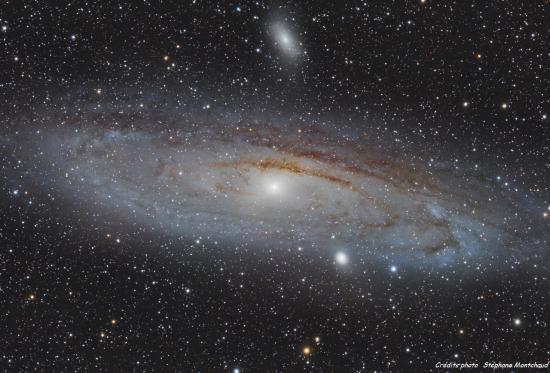M31 web