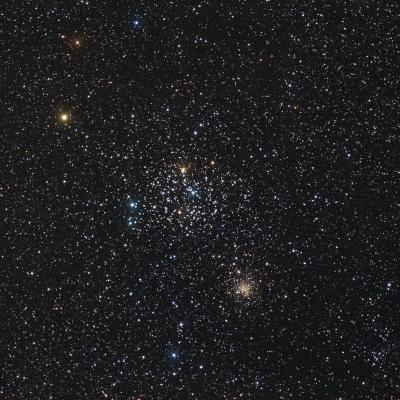 M35 et NGC2158