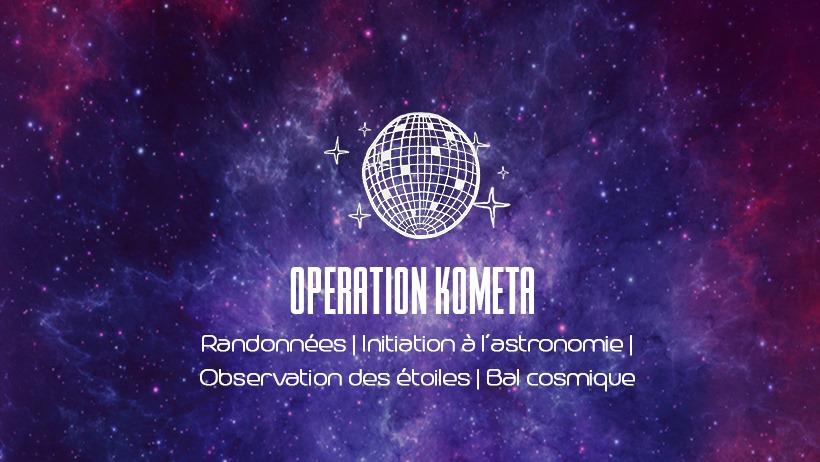 Operation kometa